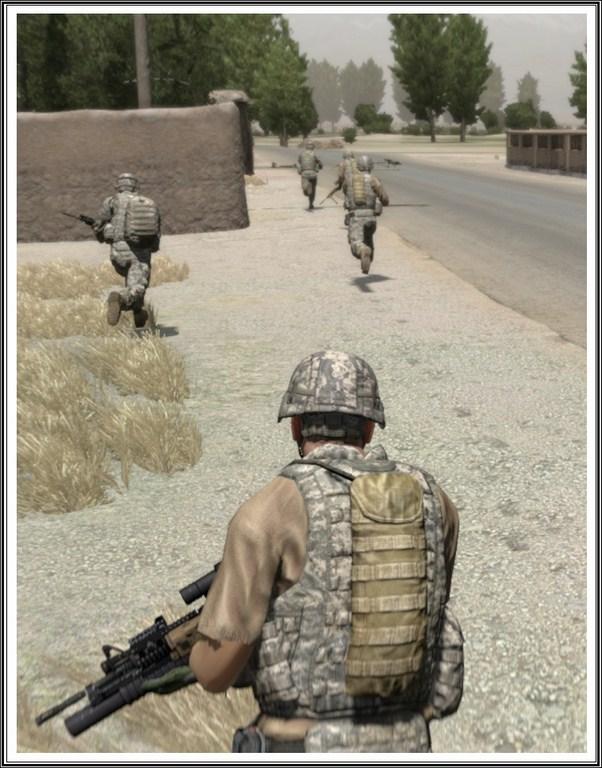 Bande de guerriers patibulaires : les LAL en action ! Arma02