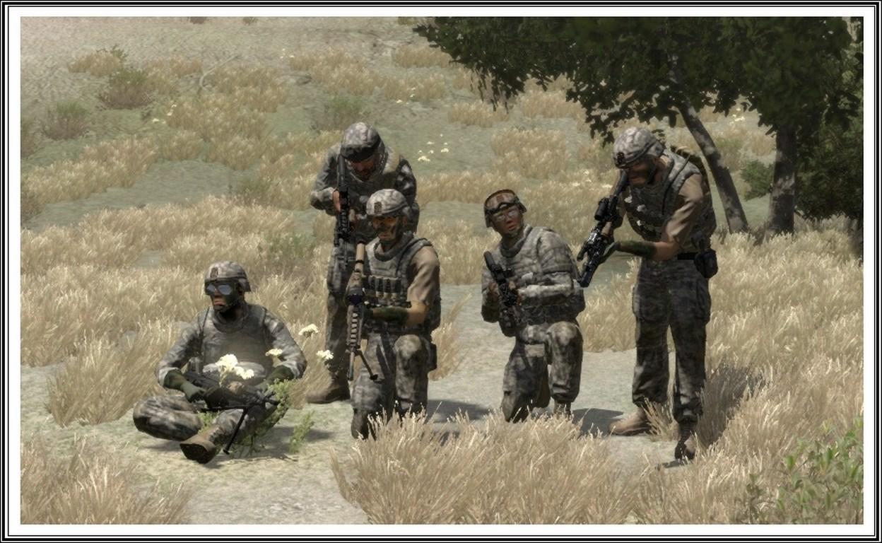 Bande de guerriers patibulaires : les LAL en action ! Arma03