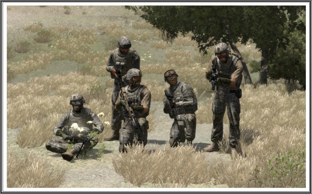 Bande de guerriers patibulaires : les LAL en action ! Arma04