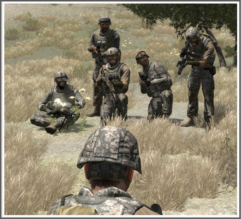 Bande de guerriers patibulaires : les LAL en action ! Arma06