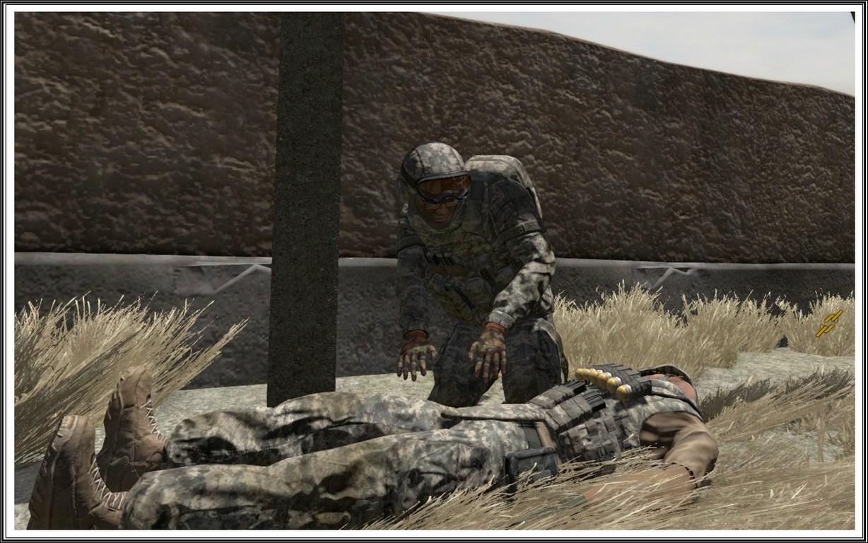 Bande de guerriers patibulaires : les LAL en action ! Arma07