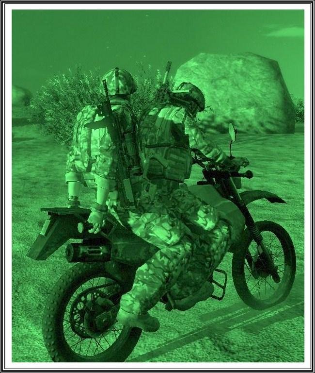 Bande de guerriers patibulaires : les LAL en action ! Arma11